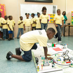 Creating The Next Generation Of Problem Solvers